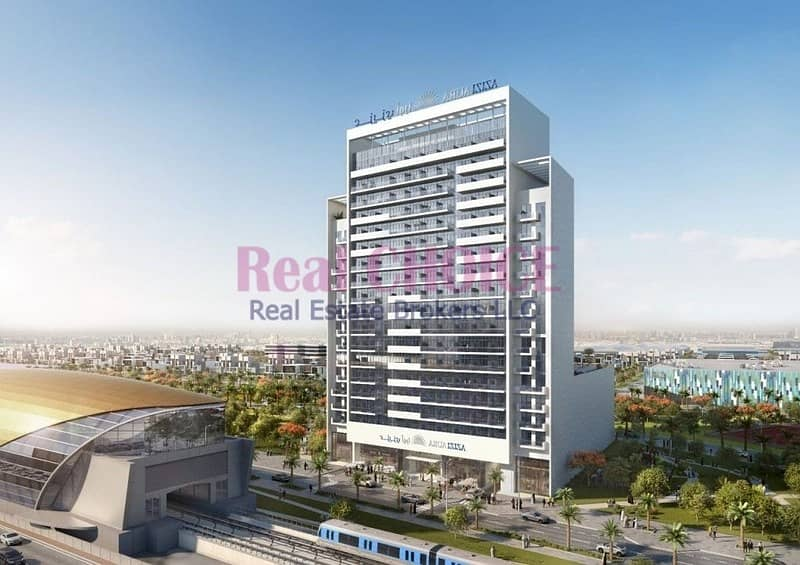 11 Brand New Studio Apartment|Near Metro Station