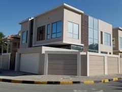 Brand New 5 Bedroom Corner Villa for Rent / Separate Majlis