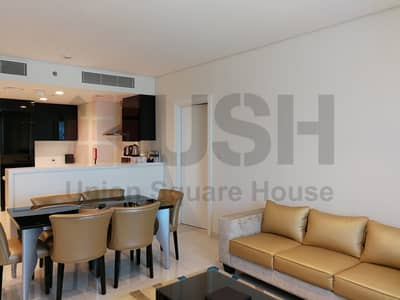 فلیٹ 2 غرفة نوم للبيع في الخليج التجاري، دبي - Fully Furnished 2Br with Maids with Burj View