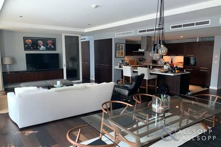 1 Bedroom Apartment for Rent in DIFC, Dubai - One Bedroom | New Appliances | Unfurnished