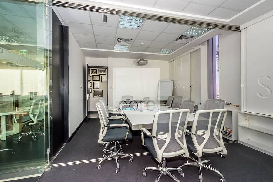 2 Full Floor | Fitted with Glass Partitions