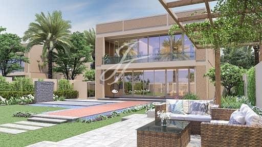 فیلا 6 غرف نوم للبيع في دبي لاند، دبي - 5 Years Service Charge Free | 20 Years Payment Plan