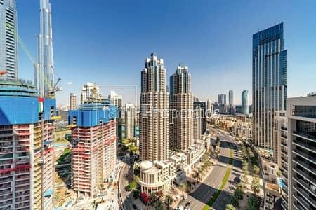 شقة 3 غرف نوم للبيع في وسط مدينة دبي، دبي - Luxuriuos | Fully Furnished | Amazing Views