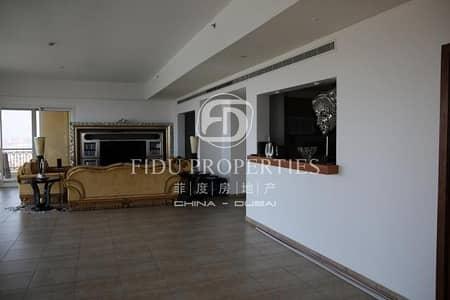 شقة 3 غرف نوم للبيع في نخلة جميرا، دبي - Full Sea and Atlantis View | Type A | High Floor