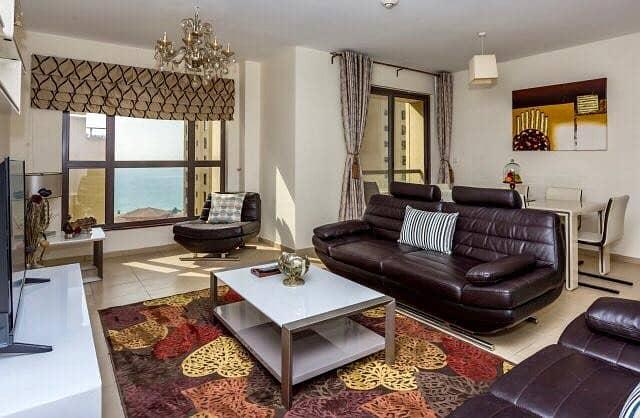 شقة في مرجان 5 مرجان جميرا بيتش ريزيدنس 3 غرف 1700000 درهم - 4565045