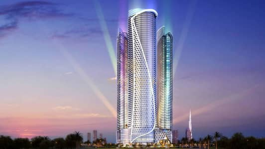 2 Bedroom Apartment for Rent in Business Bay, Dubai - Furnished Brand New 2BR | Burj Khalifa + Pool View