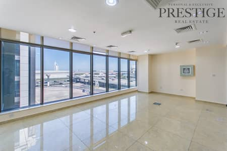 Fully Fitted Office|Move In|Burj Arab View|Near Metro