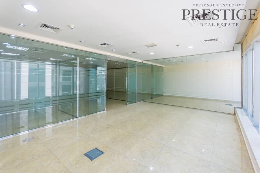 2 Fully Fitted Office|Move In|Burj Arab View|Near Metro
