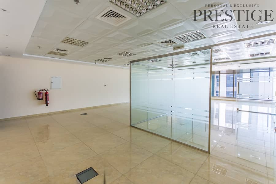 12 Fully Fitted Office|Move In|Burj Arab View|Near Metro