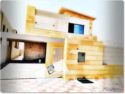 5 Bedroom Villa for Sale in Al Rawda, Ajman - فيلا فخمة بتصميم عصري الفيلا في موقع مميز بمنطقة الروضة1