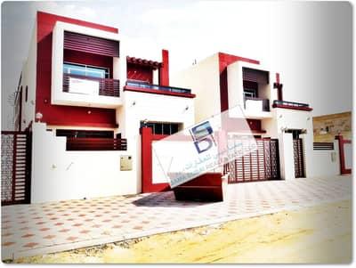 5 Bedroom Villa for Sale in Al Rawda, Ajman - villa with modern design is in a great location in Al Rawda 3 area