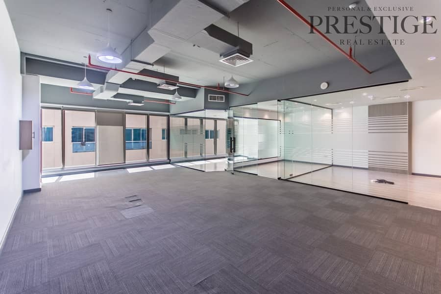 2 Office Space|Ready To Move In|Prime Location