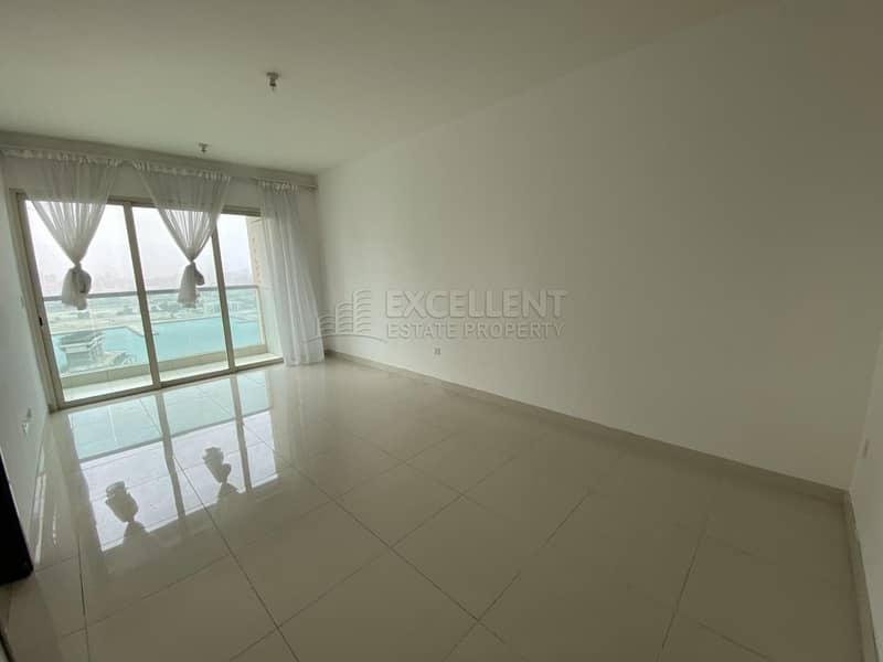 2 Ready to Move In  1BH Apt|  Balcony| Sea View| Facilities