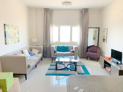1 Bedroom Apartment for Rent in Downtown Jebel Ali, Dubai - Hot Price! Luxury Furnished 1 BR Apt. | Walking Distance to Metro Station