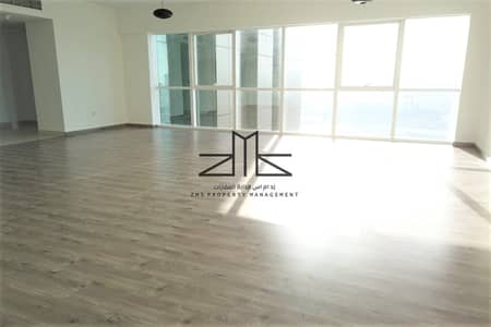 4 Bedroom Flat for Rent in Al Reem Island, Abu Dhabi - living area