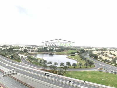1 Bedroom Apartment for Rent in The Hills, Dubai - LAKE VIEW - Largest 1BR In The Hills C1 Tower