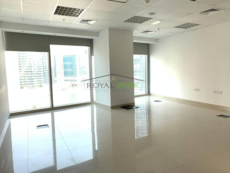 2 FITTED OFFICE With Lake View In Binary Tower Business Bay