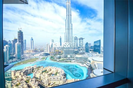 شقة 1 غرفة نوم للايجار في وسط مدينة دبي، دبي - All Inclusive | Burj Khalifa and Fountain View