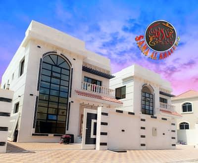 5 Bedroom Villa for Rent in Al Rawda, Ajman - Modern villa 5 rooms master for rent at a special price