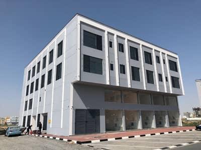 1 Bedroom Flat for Rent in Al Jurf, Ajman - i havea partment 1 bedroom hall and 2 bathroom for rent new building 1 month free in al jurf ajman