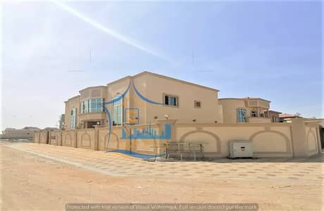 فیلا 6 غرف نوم للبيع في المويهات، عجمان - فيلا 6 غرف مقابل مسجد موقع مميز بدون دفعه مقدمه