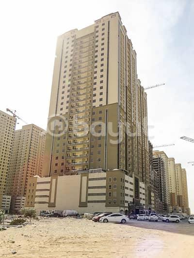شقة 1 غرفة نوم للبيع في مدينة الإمارات، عجمان - شقة في برج مدينة الإمارات مدينة الإمارات 1 غرف 150000 درهم - 4565416