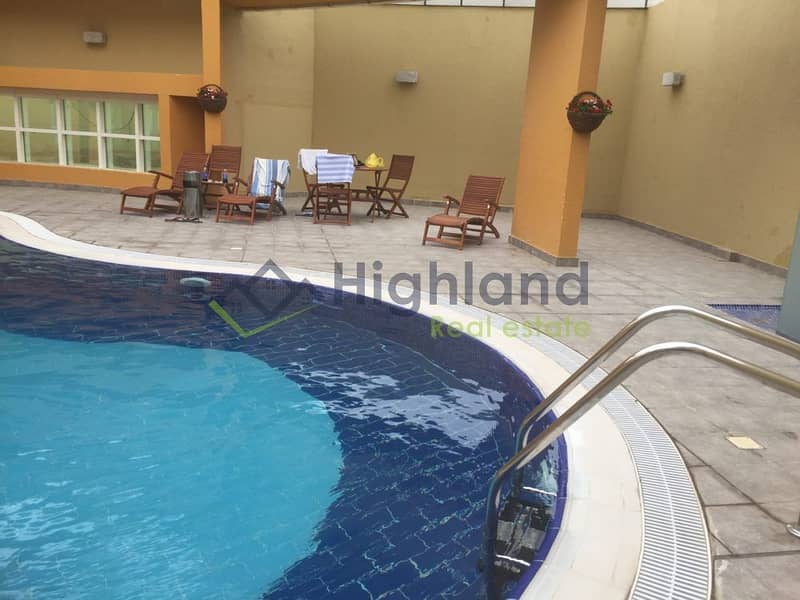 Stunning 1 Bedroom Apartment in Al Yaqut Tower