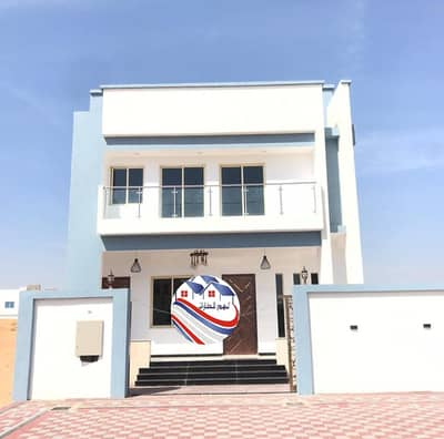 3 Bedroom Villa for Sale in Al Helio, Ajman - Modern design villa on a freehold street, owned by all nationalities Without a down payment