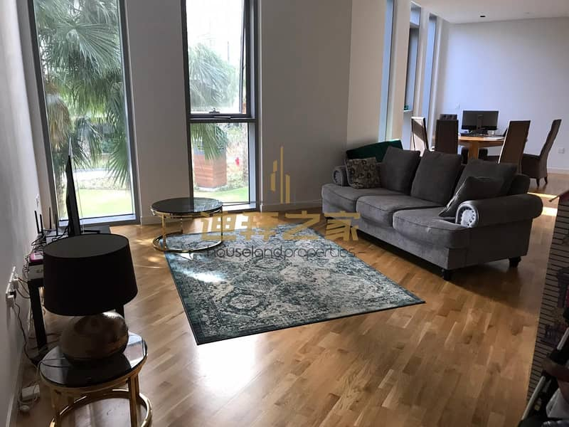2 hot deal spacious 1bhk in blue water  unfurnishedd