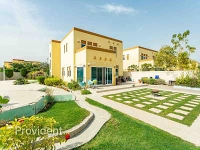 فیلا 4 غرف نوم للبيع في جميرا بارك، دبي - Upgraded to 4BR Heritage Big Corner plot