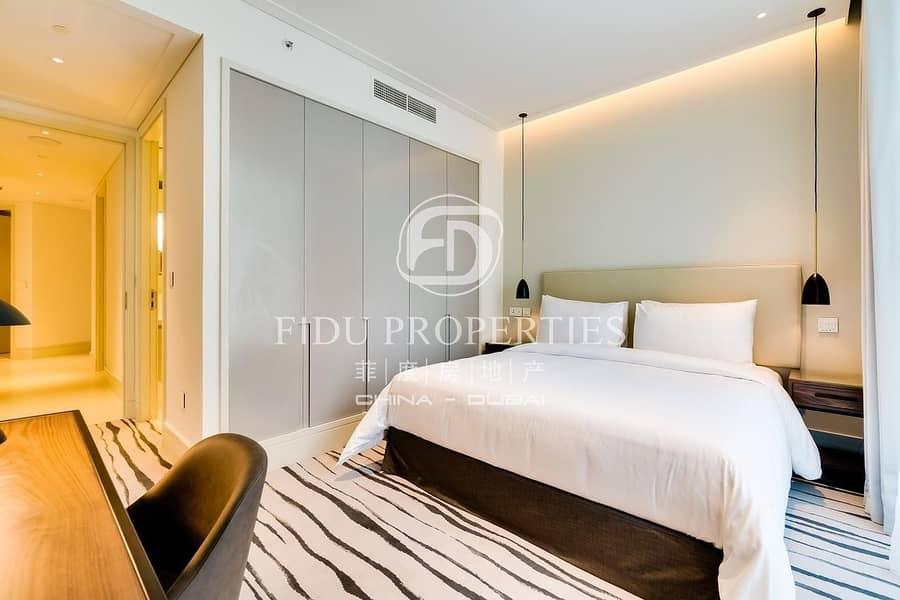 Luxury Furnished | Panoramic View | Brand New