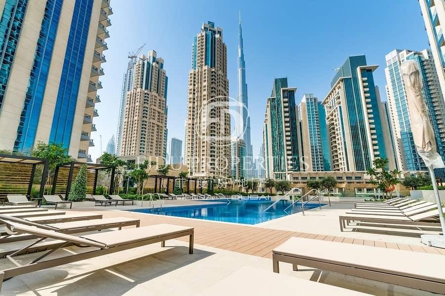 14 Luxury Furnished | Panoramic View | Brand New