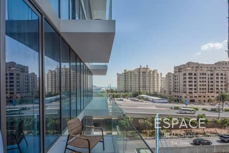 فلیٹ 1 غرفة نوم للايجار في نخلة جميرا، دبي - Contemporary 1 Fully Furnished Bedroom in Soho