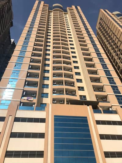 4 Bedroom Flat for Rent in Emirates City, Ajman - A spacious and airy 4 BHK apartment for rent in Paradise Lake Tower Ajman! Price Details: Rent: 26000/year 4 cheques Security deposit: 3000/- AED  Apartment Details: 3 Bedroom 3 Bathrooms 1 Kitchen 1 Hall 1 Parking and balcony included. This area lies nea