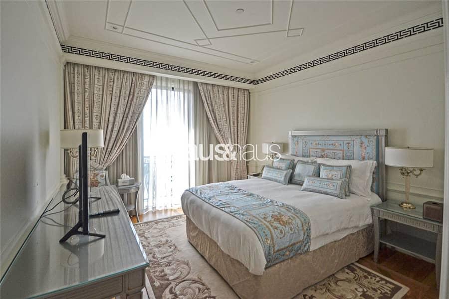10 3 Bed Simplex | Versace Furnishings | Marina Views
