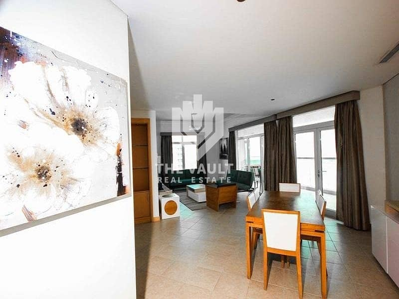 2 Huge Living Area | Well Maintained l Sea View
