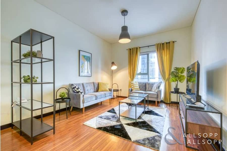 2 Fully Furnished | One Bedroom Apartment