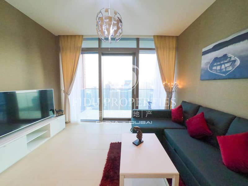 Marina View | Fully Serviced | Vacant 14 Apr