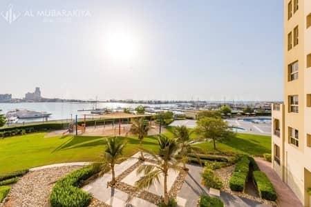 شقة 2 غرفة نوم للبيع في قرية الحمراء، رأس الخيمة - Upgraded  Modern 2 BR  For Sale - Marina Apartments