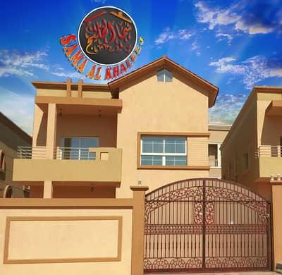 5 Bedroom Villa for Sale in Al Mowaihat, Ajman - Luxury villa with great design and attractive price