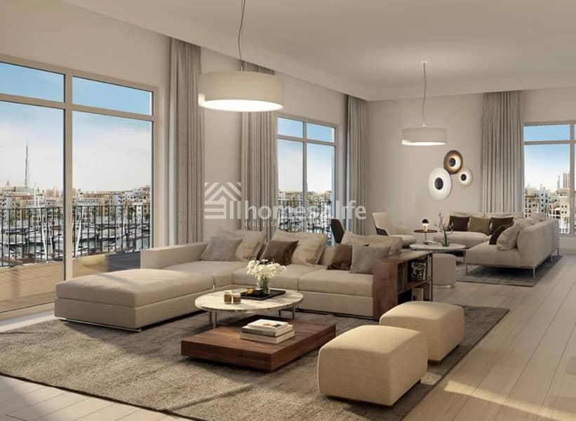 10 Freehold Villa's In Jumeirah 1  Call Port De LA MER Specialist