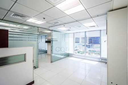 Office for Rent in Jumeirah Lake Towers (JLT), Dubai - Fitted Office | 2 to 3 Months Rent Free