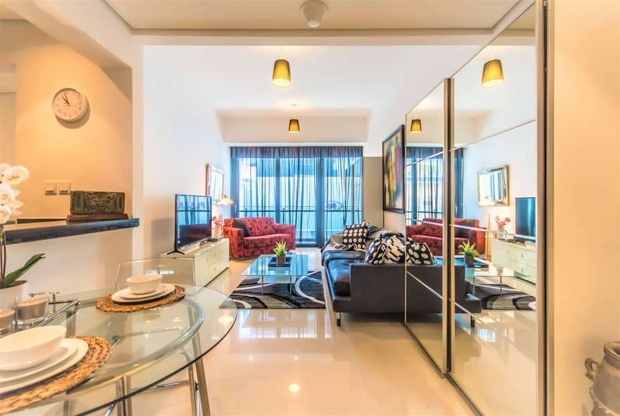 2 LUXURIOUS 2 BED DUBAI MARINA