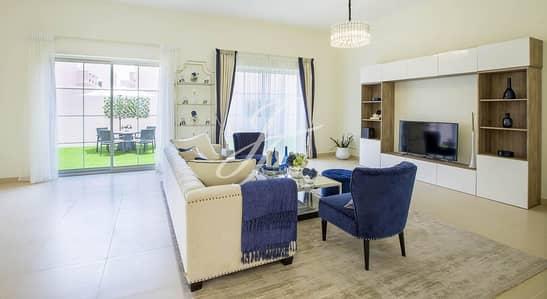فیلا 4 غرف نوم للبيع في ند الشبا، دبي - Offer for GCC Nationals and Locals | No DP | Pay Over 25 Years