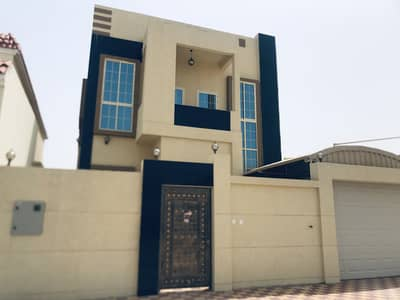 5 Bedroom Villa for Sale in Al Rawda, Ajman - for sale brand new villa with very good finishing in good price opposite mosque .