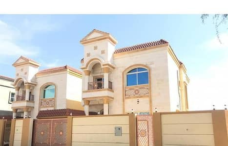 5 Bedroom Villa for Sale in Al Mowaihat, Ajman - Super Deluxe finishing villa directly from the owner