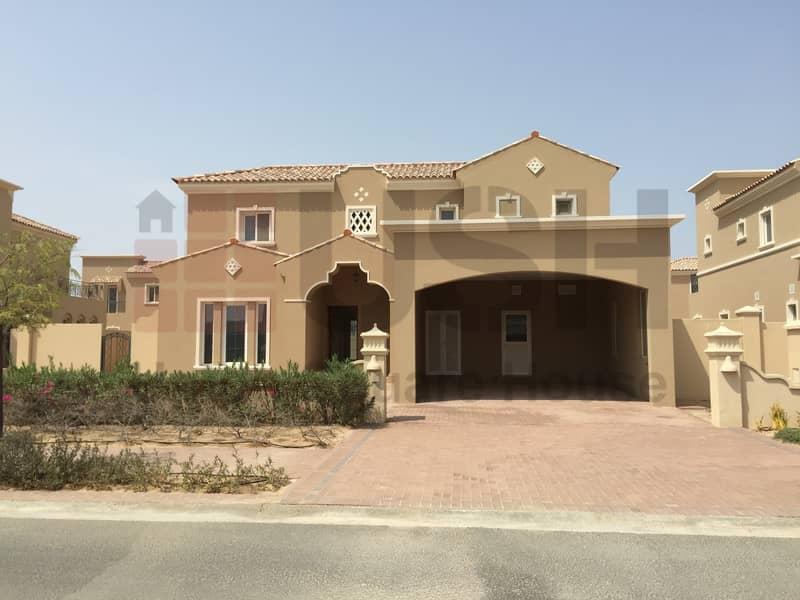 2 DISTRESS 4 Bed Corner Villa Um Al Quwain