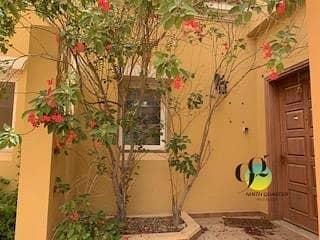 فیلا 2 غرفة نوم للايجار في المرابع العربية، دبي - Type C 2BHK Villa Single Row, Make offer!