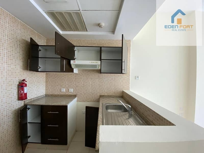 2 GOLF VIEW UN-FURNISHED STUDIO IN SPORTS CITY FOR RENT..