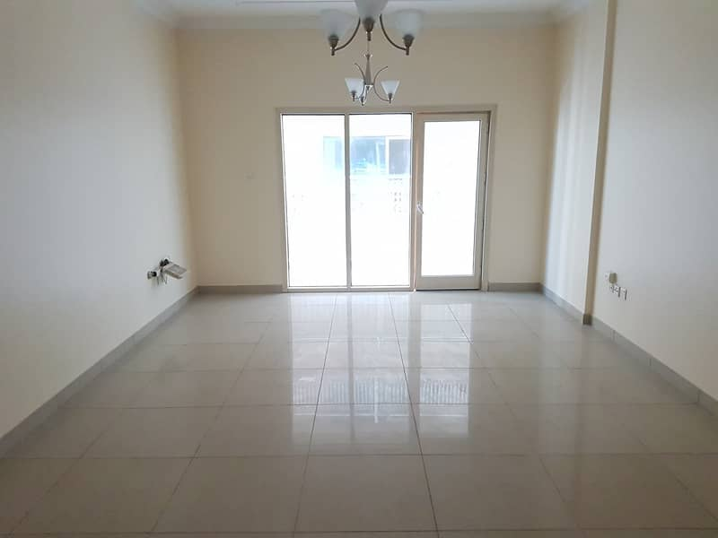 SPACIOUS BIG SIZE 2 BEDROOM APARTMENT WITH 3 WASROOM'S JUST IN 36K